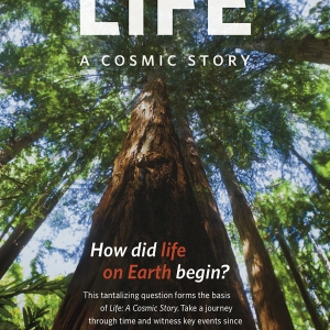 Life a cosmic story ad