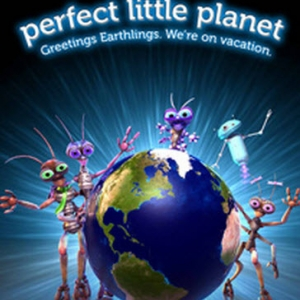 Perfect Little Planet ad